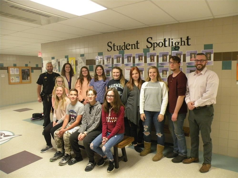 Sept & October Student Spotlight