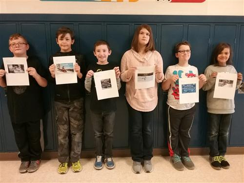 Mrs. Gallivan's Published Poets!