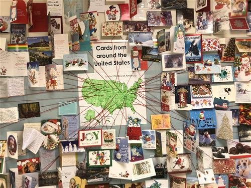 Holiday Cards from Around the World.