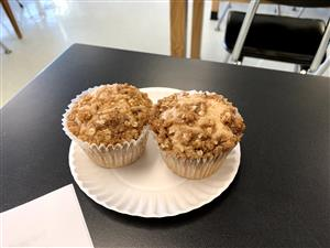 Picture of Caramel Apple Muffins