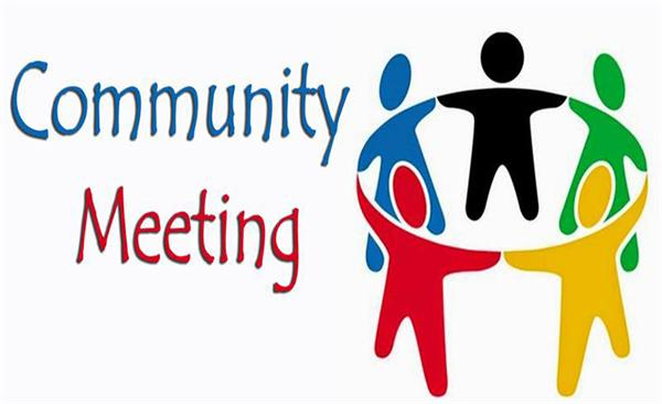 Title I & Smart School Bond Act Community Meeting