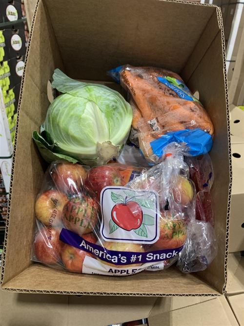 Fresh Produce Box