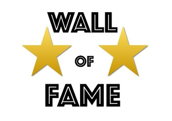 2020 Wall of Fame - Seeking Nominations