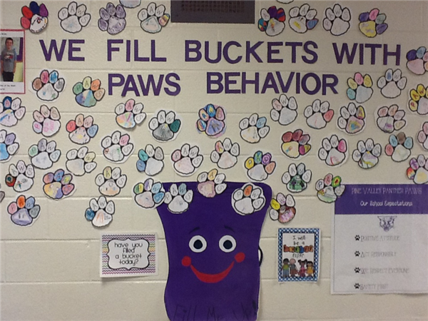 We fill Buckets with PAWS Behavior