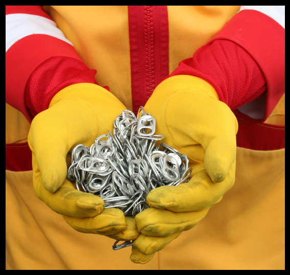 Pop Tabs Collection for Ronald McDonald House