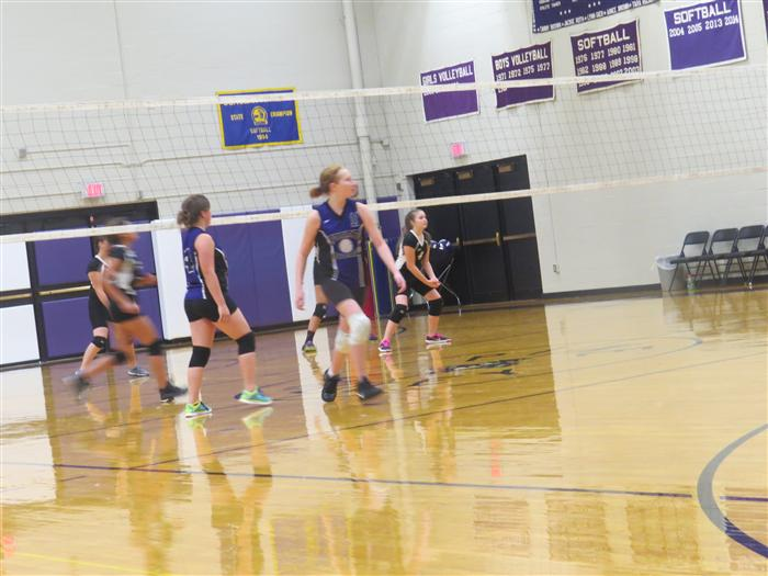 Jr/Sr HS Home / Modified Girls Volleyball 2015